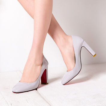 Summer High Heel Pointed Toe Shoes [4919958404]