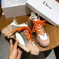 Dior Women Fashion Casual Sneakers Sports Shoes