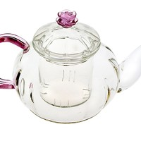 Tea Beyond Rose Series Juliet Teapot