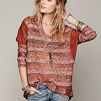 Free People  We The Free Holy Stripes Swit at Free People Clothing Boutique