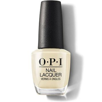 OPI Nail Lacquer - One Chic Chick 0.5 oz - #NLT73