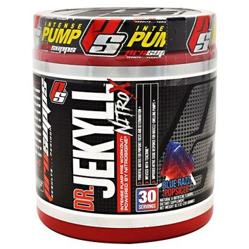 Pro Supps Dr. Jekyll Nitro X Powerful Matrix for Pinpoint Focus & Determination Pre Workout
