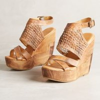 Bed Stu Petra Wedges Neutral