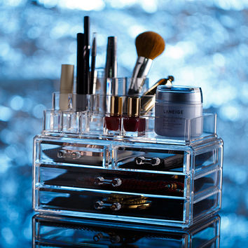 Makeup Organizer Acrylic Drawer
