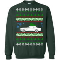 Ford Mustang 1965 Ugly Christmas Sweater