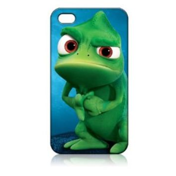 Tangled Pascal Hard Case Skin for Iphone 4 4s Iphone4 At&t Sprint Verizon Retail Packing.