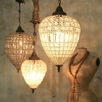 Eloquence Teardrop Chandelier