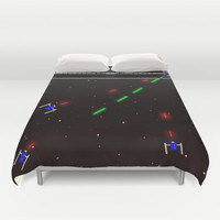 Space Adventures I Duvet Cover by StevenARTify | Society6