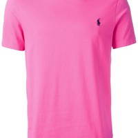 £36, Polo Ralph Lauren Logo Embroidered T Shirt