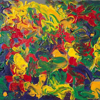 Abstract Painting - Color Explosion - Art Print 279