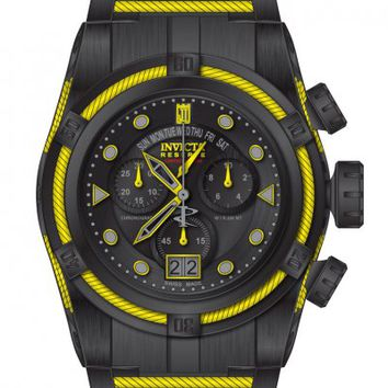 Invicta Jason Taylor Mens Chronograph Quartz Watch 14423