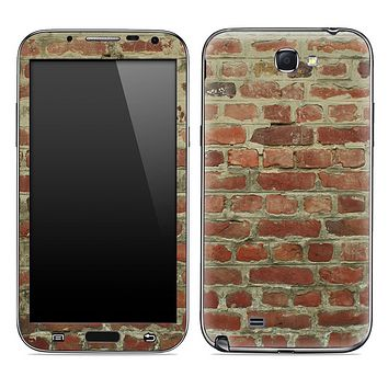 Brick Wall Skin for the Samsung Galaxy Note 1 or 2