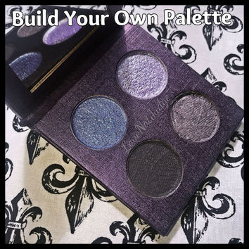 All Natural Mineral Eyeshadow Palette