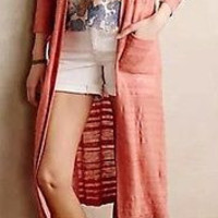 NWT Anthropologie Early Sun Cardigan Sz M - by Moth