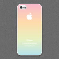 iPhone 5 / 5s Case - Over the rainbow - iPhone5 Case, Cases for iPhone5, iPhone5s Case, Cases for iPhone5s