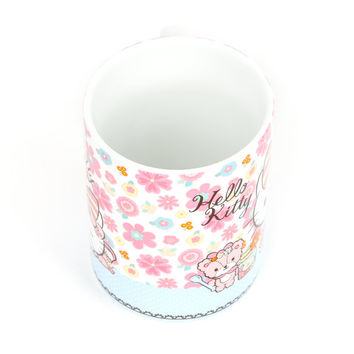 Hello Kitty 14 oz. Ceramic Mug: Hana