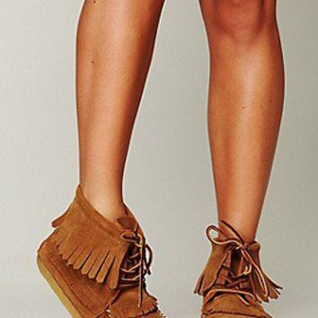 Eastland  Aztec 1955 Moccasin at Free People Clothing Boutique