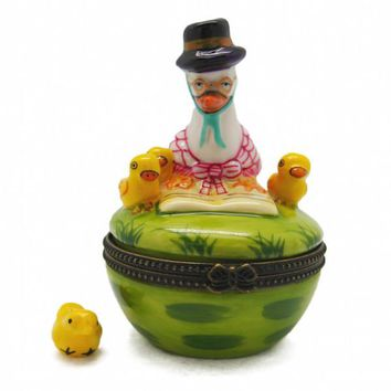 Nursery Rhyme Treasure Boxes: Boxes Mother Goose