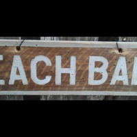 NEW Fun inspirational Signs Wood Art Decor Girls Teens Trendy Fashion Wall art Hanging BEACH BABE