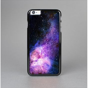 The Vibrant Purple and Blue Nebula Skin-Sert Case for the Apple iPhone 6
