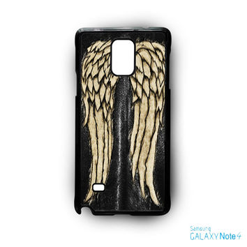 The walking Dead Daryl Dixon Wing for Samsung Galaxy Note 2/Note 3/Note 4/Note 5/Note Edge phone case