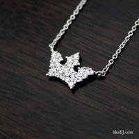 Pretty Tiara Necklace
