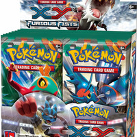 English Pokemon XY FURIOUS FISTS Booster Box - Collector's Cache - Pokemon Cards, Yugioh cards, Pokemon, Magic cards, Star Wars, Naruto Cards, Webkinz, World of Warcraft