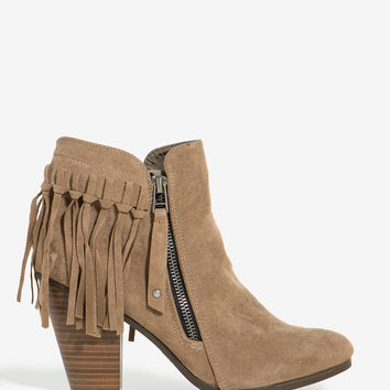 Gail-26 Fringe It Up Bootie