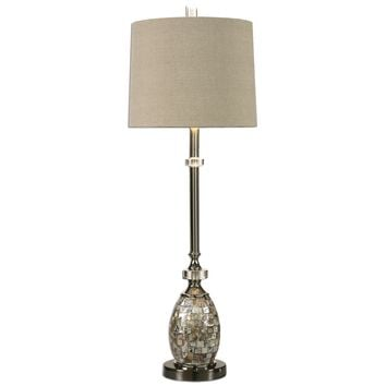 Ceredano Capiz Shell Table Lamp by Uttermost