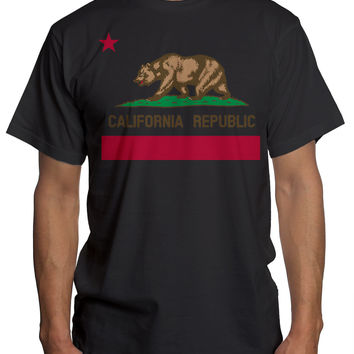 California Flag Bear