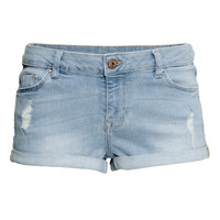 H&M Denim Shorts $19.95