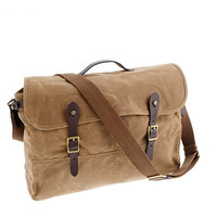 J.Crew Mens Abingdon Messenger Bag
