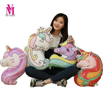 Unicorn Plush Pillows