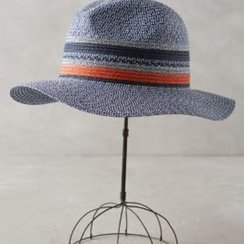 Varadero Rancher by Anthropologie in Navy Size: One Size Hats