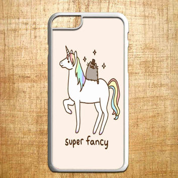 Pusheen Cat With Unicorn for iphone 4/4s/5/5s/5c/6/6+, Samsung S3/S4/S5/S6, iPad 2/3/4/Air/Mini, iPod 4/5, Samsung Note 3/4, HTC One, Nexus Case*PS*