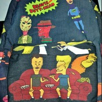 SWEET LORD O'MIGHTY! BEAVIS & BUTTHEAD BACKPACK