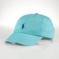 Polo Ralph Lauren Classic Cotton Chino Sports Cap | Dillard's Mobile