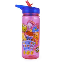 Shopkins Tritan Water Bottle - 600ml
