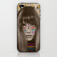 JANE iPhone & iPod Skin by Kris Tate | Society6