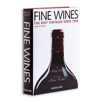 ASSOULINE Fine Wines Book | Bloomingdale's