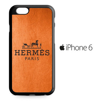 Hermes Paris iPhone 6 Case