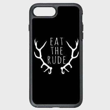Custom iPhone Case Eat The Rude Hannibal FAZ