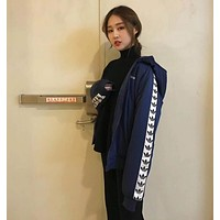 ADIDAS Woman Men Fashion Cardigan Jacket Coat
