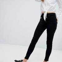 Oasis High Waist Skinny Jeans at asos.com