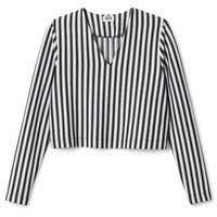 Weekday | Blouses and Shirts | Verti Ls Stripe Top