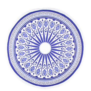 UNDER THE SUN CIRCLE TOWEL - What's New