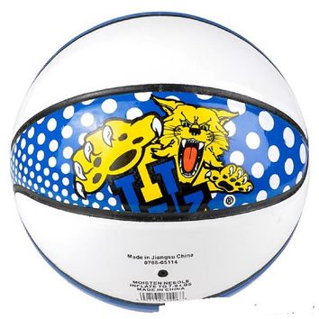 "9"" REGULATION KENTUCKY GLOSSY BASKETBALL"