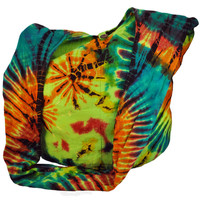 Tie Dye Boho Shoulder Bag on Sale for $29.95 at The Hippie Shop