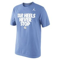 The Nike College BBN (UNC) Men's T-Shirt.