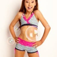 California Kisses WILD CHILD - Dancewear